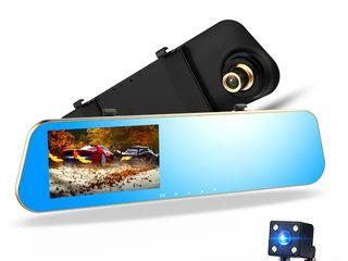 Видеорегистратор зеркало DVR 138 Full HD