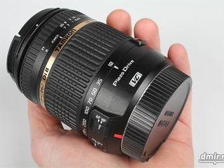 Nikon Tamron 18-270mm F/3.5-6.3 Di II VC PZD nou