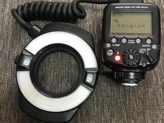 Canon Ring Lite Mr-14ex 2 (blitz)