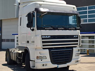 Daf XF 105.460 Retarder