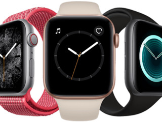 Schimbarea sticlei, displayului la Apple Watch 1,2,3,4,5