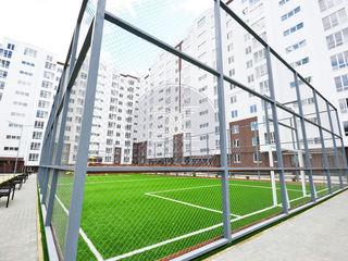 Apartament cu 3 camere în sectorul Buiucani direct de la dezvoltatori , fără intermediere.