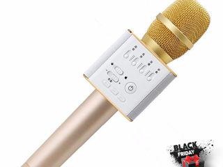 Беспроводной караоке микрофон! Удиви гостей!