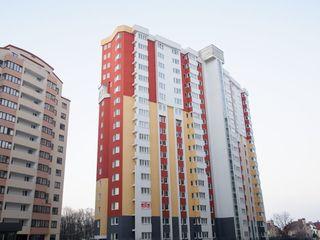 Apartament 1 odaie, 37 mp, Ciocana, 21900 €