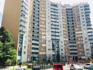 Apartament cu 3 camere, reparație euro! Bloc nou!