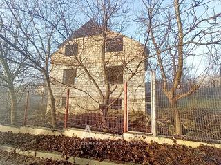 Casă în 2 niveluri! Grătiești, str. Alba Iulia, 290m2 + 7 ari. Variantă sură!