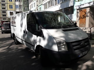 Ford Transit long