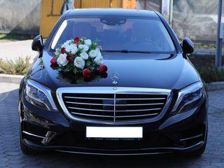 Mercedes-benz S, E, 2014 rent car,  wedding