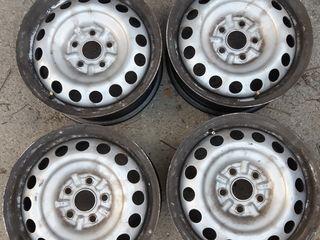 Металлические диски R16 5x114.3 Toyota