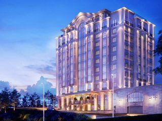 Exclusive!!! 2 odăi, 67m.p. cu geamurile spre Circ!!! West End Residence