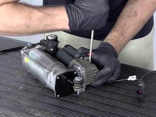 Ремонт компрессора пневмоподвески ARACAS Air Suspension