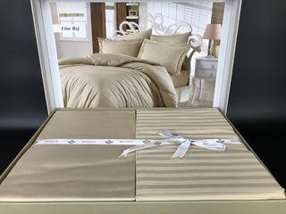 Постель сатин в полоску - доставка на дом - 1500 лей