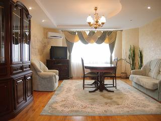 Apartament - 3 odai + euroreparatie + mobila 95 m2, sec.Buiucani
