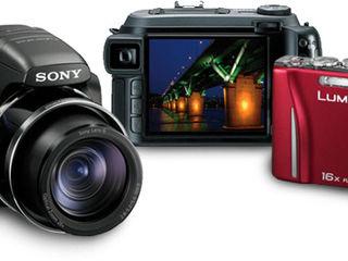 Reparatia fotoaparate,obiective,camere in chisinau