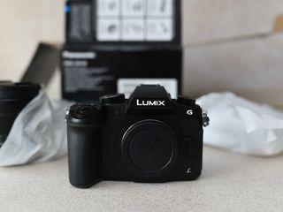 Lumix G81M NOU (100 de cadre )