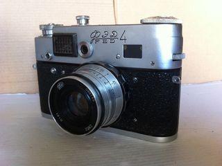 Фотоаппарат ФЭД-4