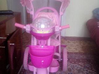 Продаётся велосипед для девочек!