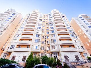 Apartament cu 2 camere + living 95 m2 euro reparat Centru   str. Nicolae Testemiteanu