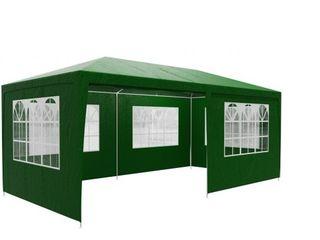 Павильон крытый, палатка. Pavilion, cort.