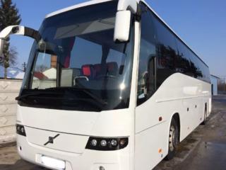 Transport regulat pasageri Italia Moldova autocar, rezervare 24/7