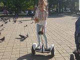 Девочка потеряла гироскутер или подругому сигвей на Рышкановке !!!!!