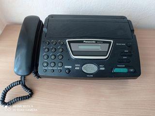 Факс  Panasonic KX-FT938 с цифровым автоответчиком, АОН, памятью, функцией громкой связи и с автомат