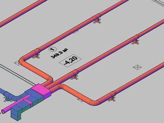 Proiectare sisteme ingineresti + toate lucrarile de instalare la cheie