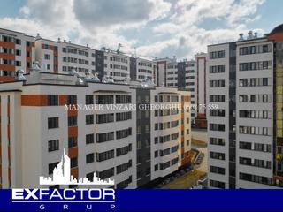 Exfactor Grup - Buiucani 3 camere 83 m2, et. 3 la cele mai bune condiții direct de la dezvoltator!