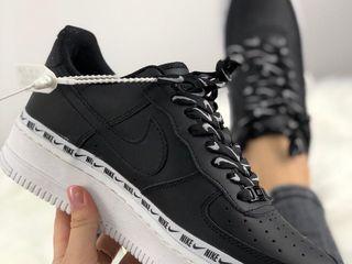 Nike Air Force 1 '07 SE Premium Black/White Unisex