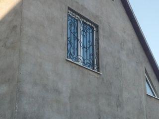 Парканы дом серый вариант