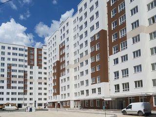 Vânzare apartament cu 2 camere, bloc nou, încălzire autonomă, versiune albă, bd. Mircea cel Bătrân