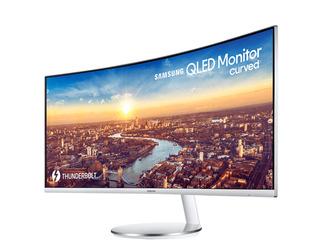 Samsung CF791. QLED, gaming Monitor. 34. Capacitatia de fregventa -100 Ghz. Rezolutie 3440x1440.