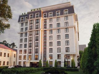 Apartament in complexul Milanin