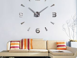 Большие настенные часы новые - 359 лей