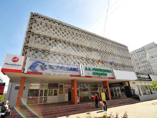 Centru, oficiu lîngă ASEM, 2 încăperi, 340 € !