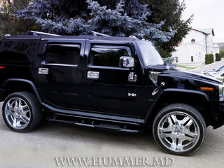 Hummer h2 exclusiv