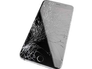 Schimb sticla iPhone 6/ 6+/ 6S/ 6S+