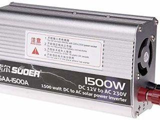 Инвертор Doxin 1500W из DC 12V в AC 230V - 900 lei новыи в упаковке