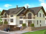 Casa de locuit cu 2 nivele,  teren si garaj