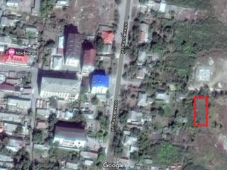 Участок в центральной части города Комрат