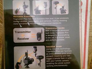 Transceiver for Nikon D800 D700 D300 D300s D3X D3 new