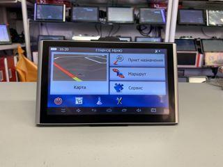 """Pioneer планшет навигатор gps для грузовых 7"""" igo primo nextgen+ карта europe для tir 512mb. кредит!"""