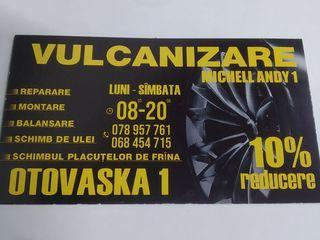 "Vulcanizare 08""-20"" Otovaska 1"