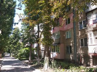 Prima linie, apartament de mijloc.