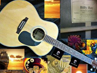 Billy Ray Guitar JB-07 =2727 новая (обмен, бартер, продам ) Джаз-Блюз (Jambo guitar) в магазине 5000