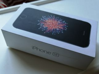 Cutie iPhone SE, коробка от Айфон