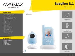 Interfon Video babyline 3.1