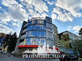 Chirie oficiu! bd. Dacia, prima linie, 250 mp, 2500 euro!