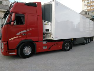 Перевозка РЕФ  Transport cu rejim frigorific