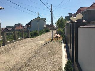 Dimineata cumperi terenul - dupa amiaza incepi constructia casei